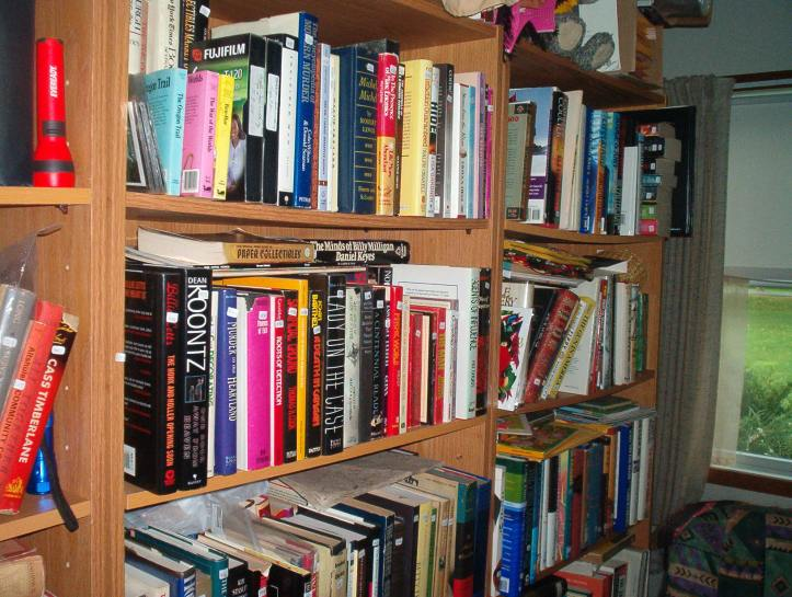 BOOKS AND OTHER WONDERFUL THINGS