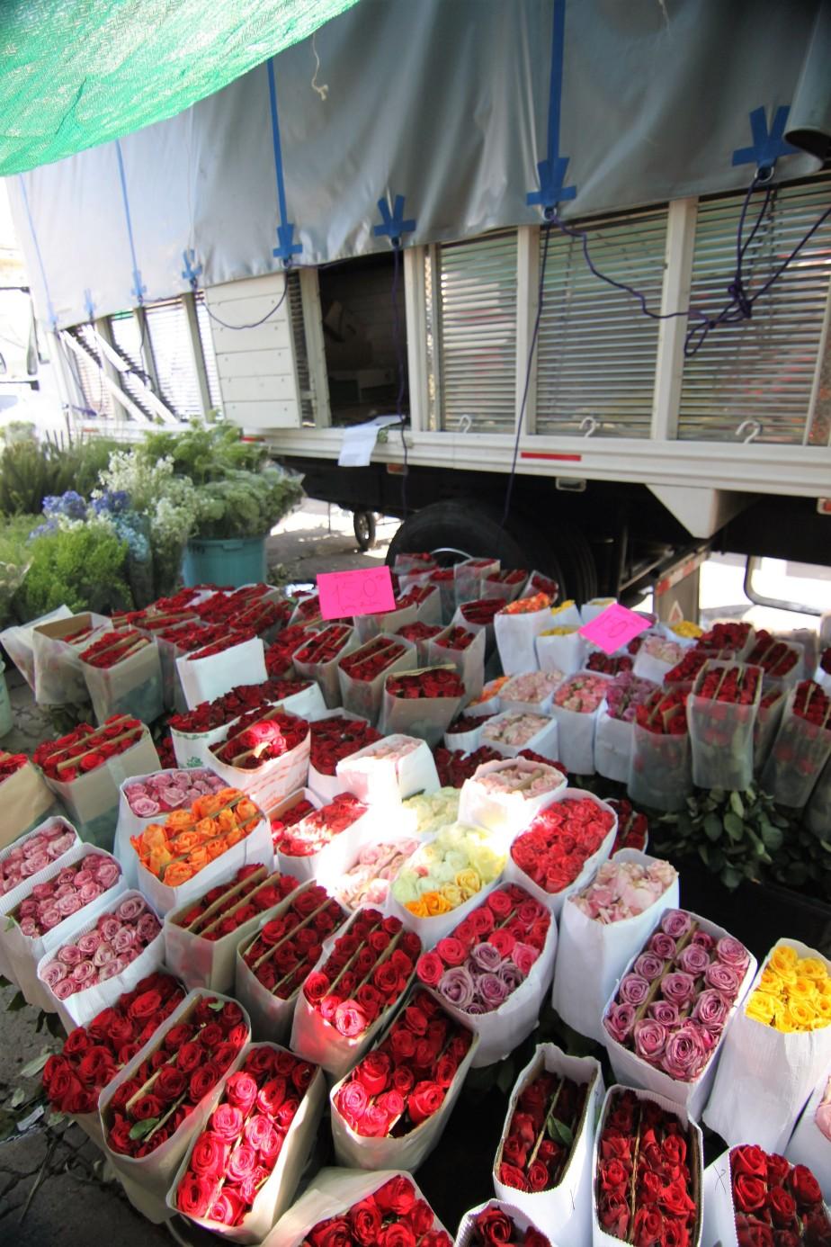 Mercado Flores PantleonRe-Blogged