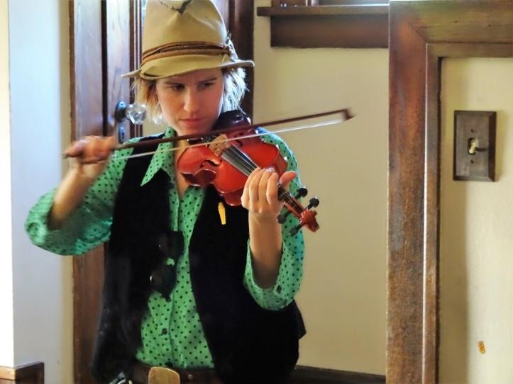 jeri w violin good